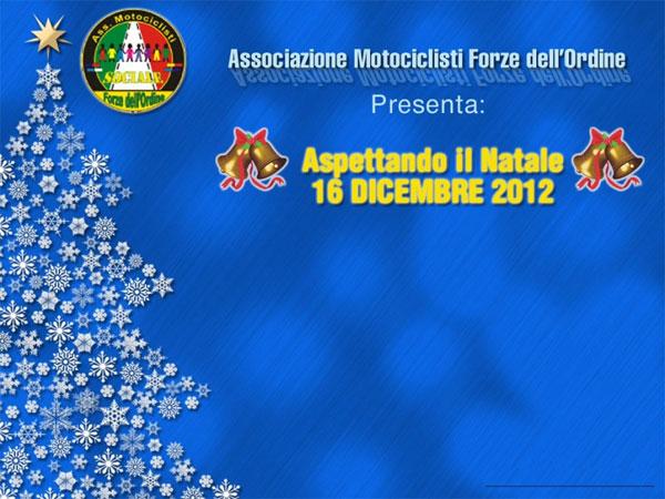 Aspettando il Natale 2012