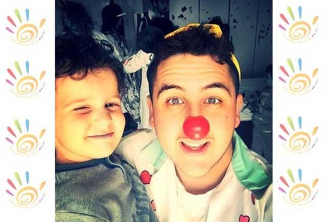 Clownterapia Ospedale San Paolo di Napoli