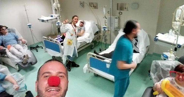 Corso di formazione di Clownterapia a Roma