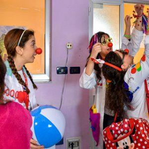 Donazioni per Clownterapia