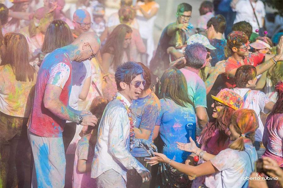Festa dei colori