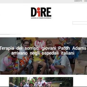 Terapia del sorriso, giovani Patch Adams arrivano negli ospedali italiani