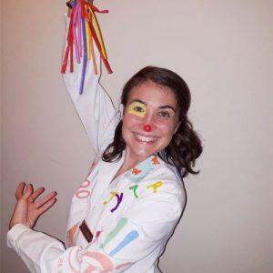 Agata Irene Di Paola clown TRATTORINA