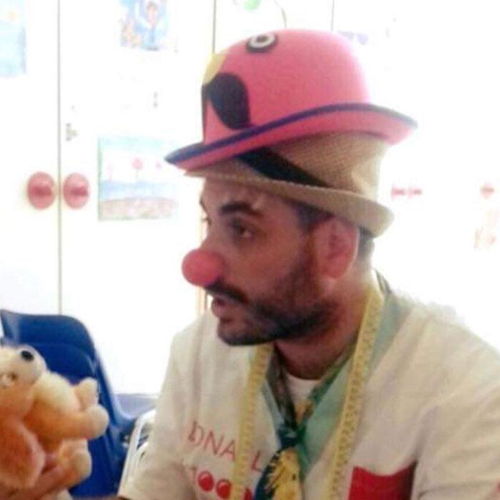 Eduardo Quinto Organizzatore Smile Clown Festival