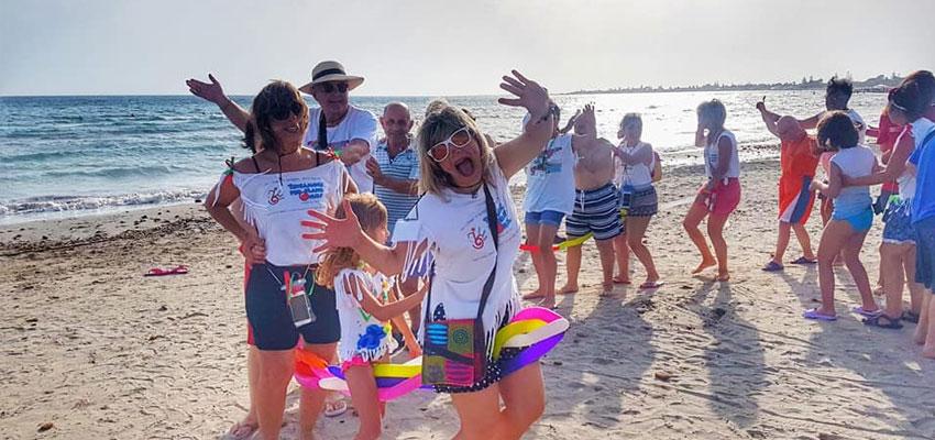 Spiagge accessibili ai disabili con la Teniamoci per mano